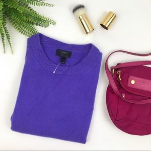 J. Crew Collection Cashmere Tippi Sweater